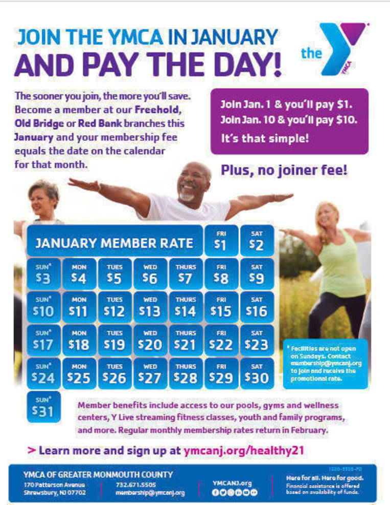Act Now - Don't Miss this YMCA Deal!