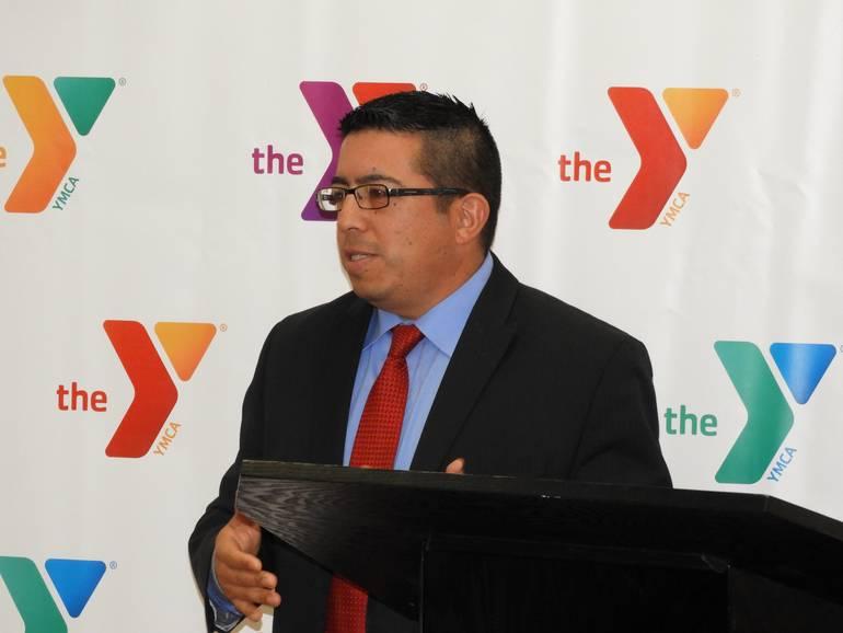 YMCA Board Member, Christopher Curcia.jpg