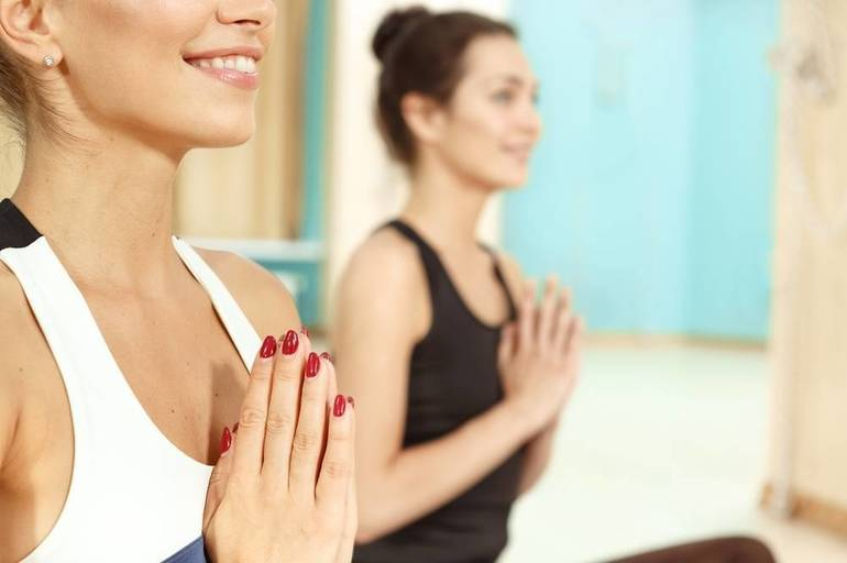 Yoga On Tap At Schoenly School
