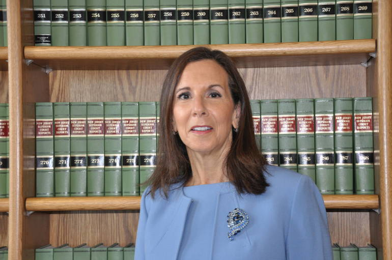 Ciccone Sworn In as New Middlesex County Prosecutor