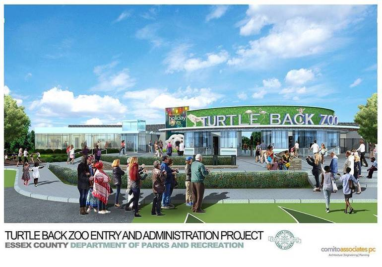 New Entrance to Essex County Turtle Back Zoo to Open in Spring 2019
