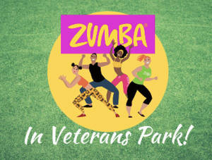JOIN ZUMBA CLASS WITH HOLMDEL INSTRUCTOR, AT HAZLET'S VETERANS PARK